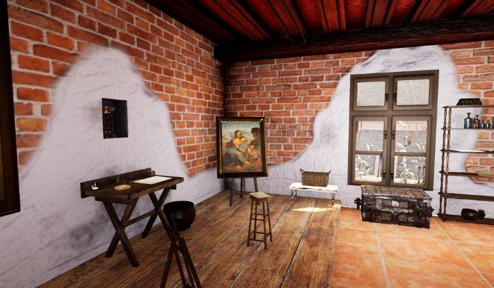 iim galerie devinci laval virtual - Galerie DeVinci, le projet d'une team d'étudiants de l'IIM, sélectionné à Laval Virtual 2020