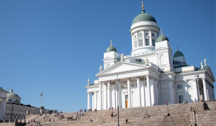 echange universitaire finlande cathedrale - Keone, promo 2022, en échange universitaire à Laurea-Ammattikorkeakoulu en Finlande