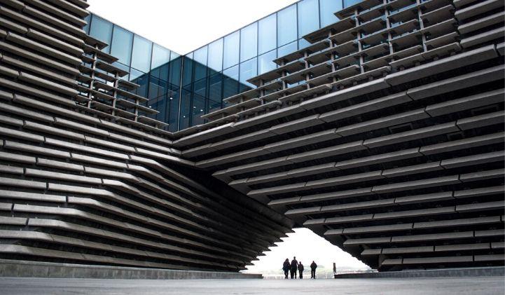 edouard ecosse musee dundee - Edouard, promo 2022, en échange universitaire à L'University of Abertay Dundee en Écosse