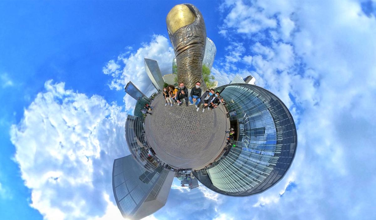 electif ar vr petite planete - A la découverte de la VR/AR : comment créer de l'immersion et de l'engagement avec le format 360 degrés VR ?
