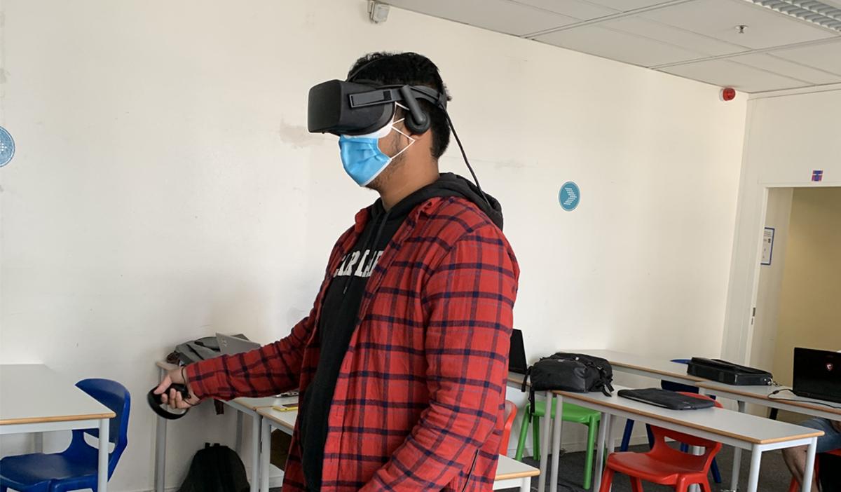 electif vr ar casque realite virtuelle - A la découverte de la VR/AR : comment créer de l'immersion et de l'engagement avec le format 360 degrés VR ?
