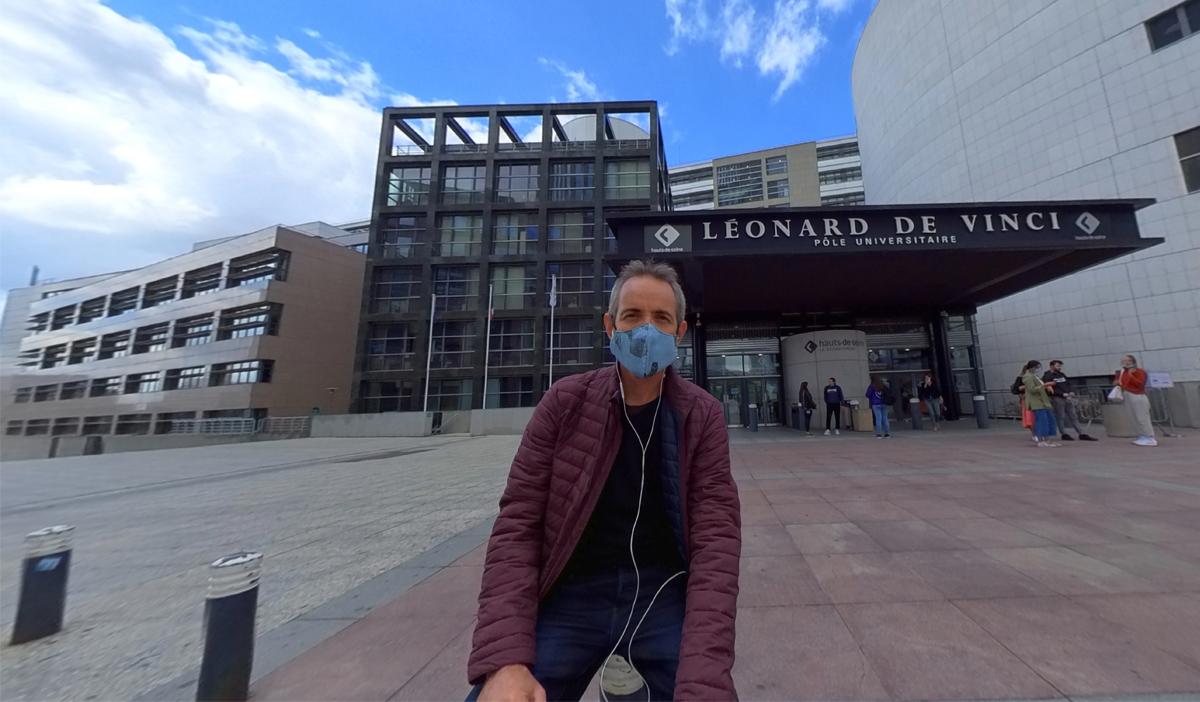 electif vr ar fabien grandadam - A la découverte de la VR/AR : comment créer de l'immersion et de l'engagement avec le format 360 degrés VR ?