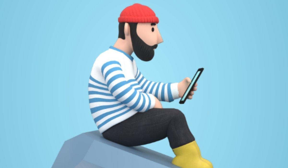 projet tribord iim animation 3d - Faire une refonte graphique dynamique du site Tribord Digital : Bourse aux Projets 2020