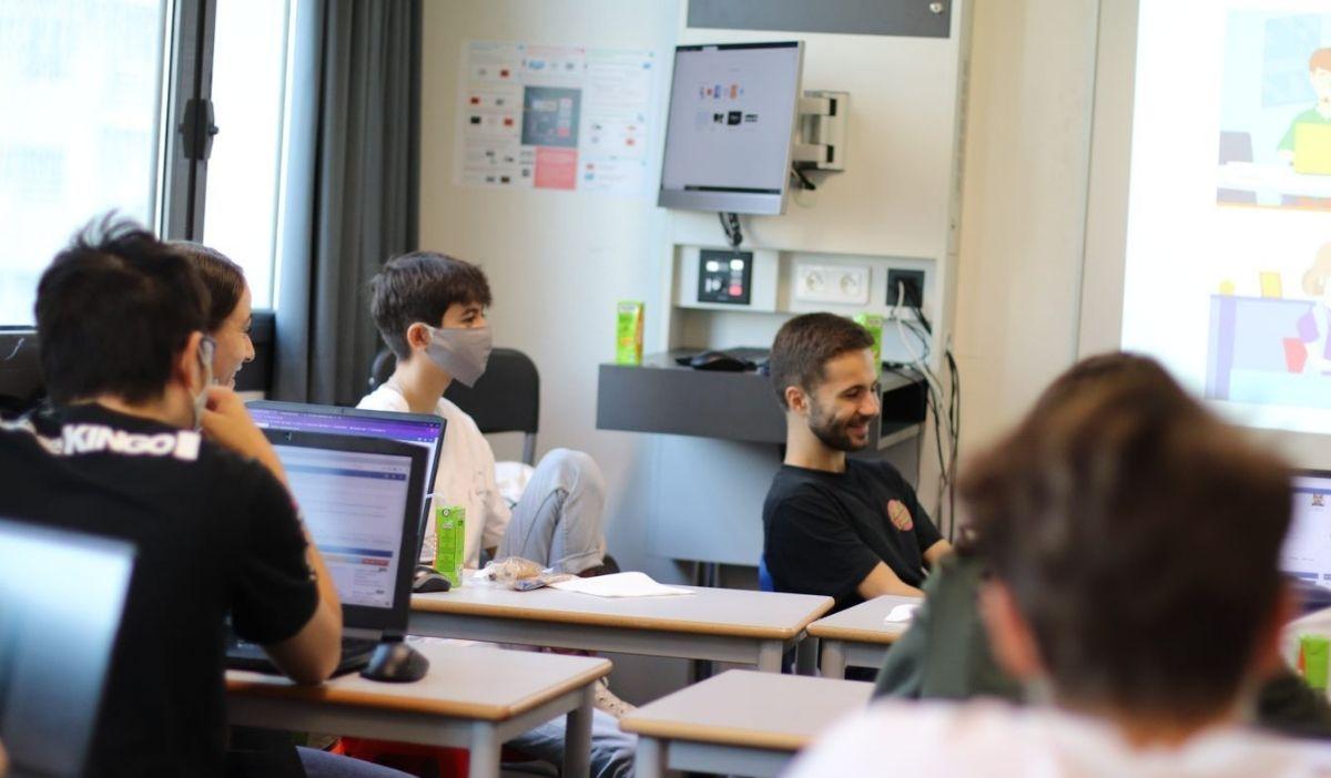 semaine integration a1 iimpact - La semaine d'intégration de la promo 2025 de l'IIM en mode hackathon