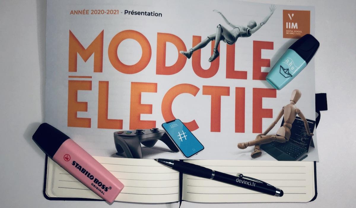 IMG 9839 - 15 modules variés au programme de la semaine élective de la promo 2022