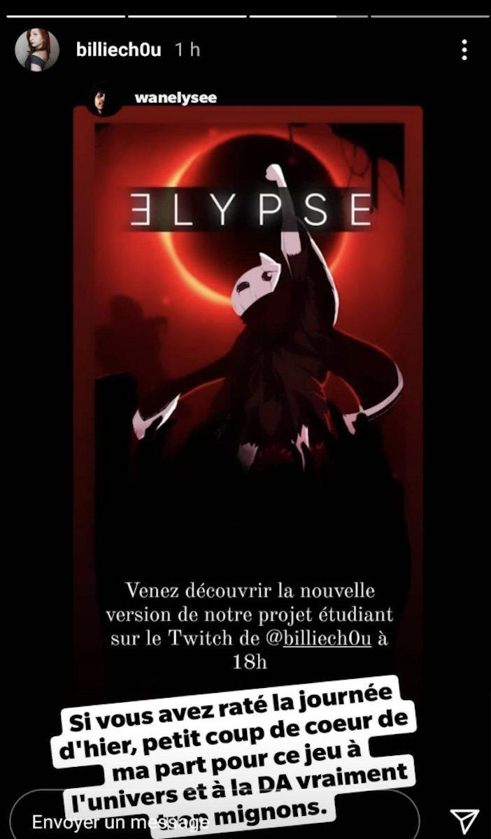 elypse jeux made in france iim 1 - Elypse : un projet d'étudiants de l'axe Jeu Vidéo aux Jeux Made In France 2020