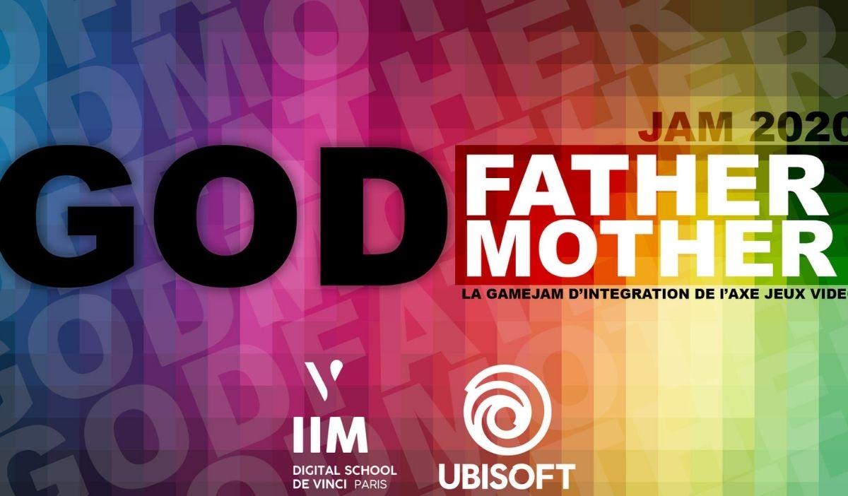 godfather game jam iim ubisoft - Les étudiants de l'axe Jeux Vidéo tous réunis pour la Godfather, une Game Jam d'intégration de 4 jours