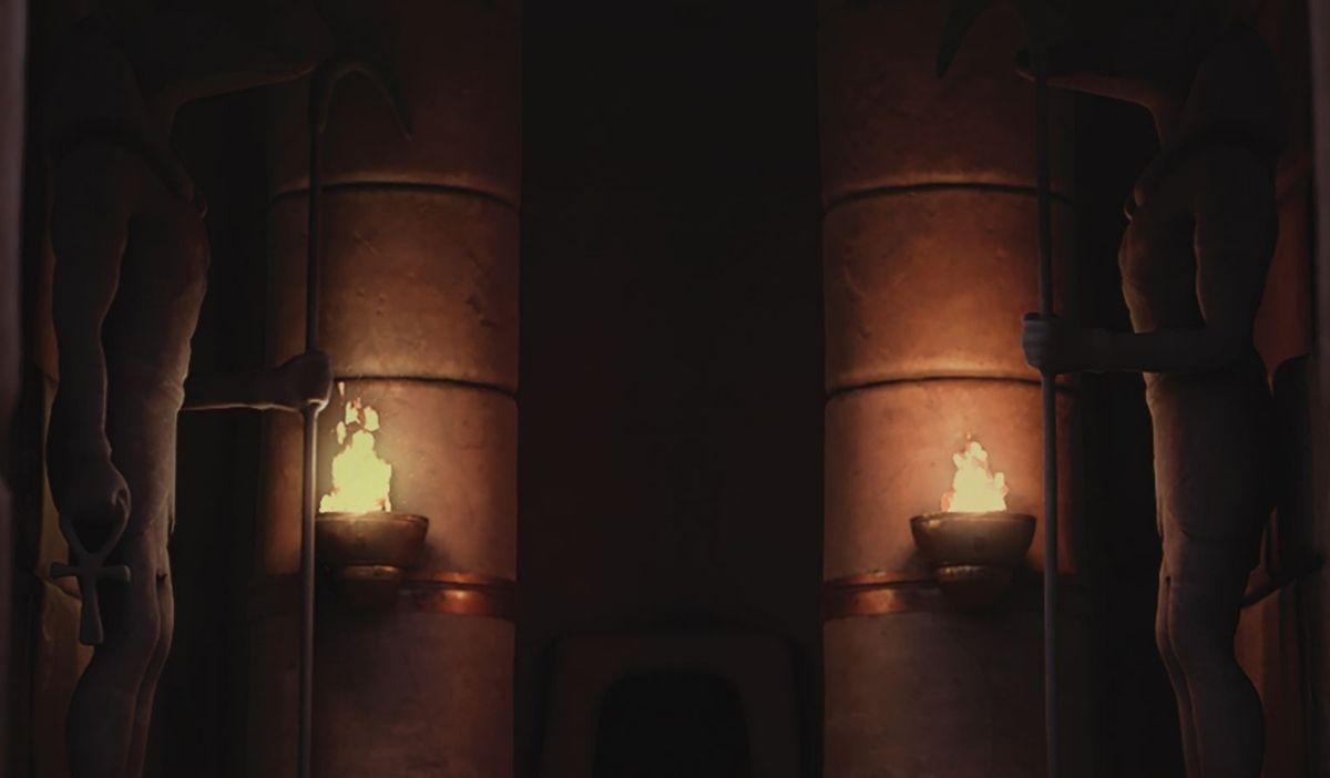 remake cinematique jeux video loki heroes mythology iim 3d - Réaliser un remake de la cinématique d'introduction d'un jeu vidéo, Bourses aux Projets de l'axe Animation 3D de l'IIM