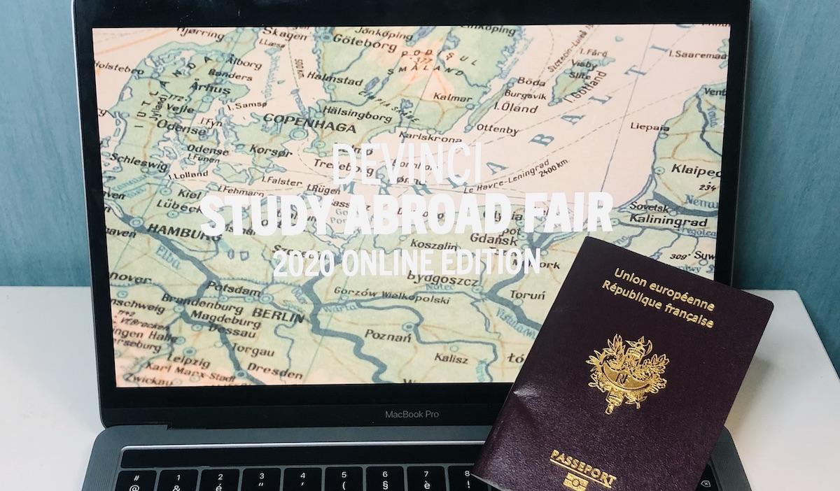 devinci study abroad fair - Devinci Study Abroad Fair online : 19 universités étrangères présentes pour l'IIM