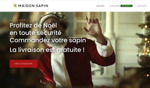 noel 2020 maison sapin site internet livraison iim 300x176 - Bachelor Création et design