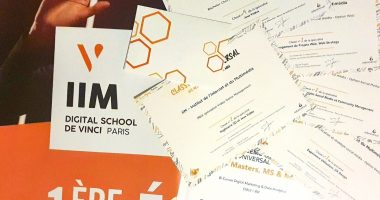 classements iim eduniversal grandes ecoles digital 2021 380x200 - 1er en développement web, 2e en ux design, 2e en social média, 3e en animation 3D, 3e en jeu vidéo : les classements mastères IIM