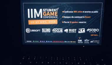 iim student game conf 380x222 - Women In Games au centre de la première édition de l'IIM Student Game Conference