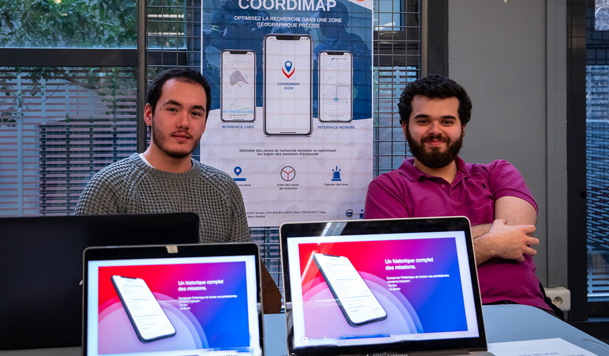 Se former au developpement web et mobile a IIM - Se former au Développement Web et Mobile à l'IIM par Nicolas RAUBER