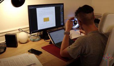 leolearning 380x222 - Un programme de tutorat au Pôle Léonard de Vinci avec LéoLearning