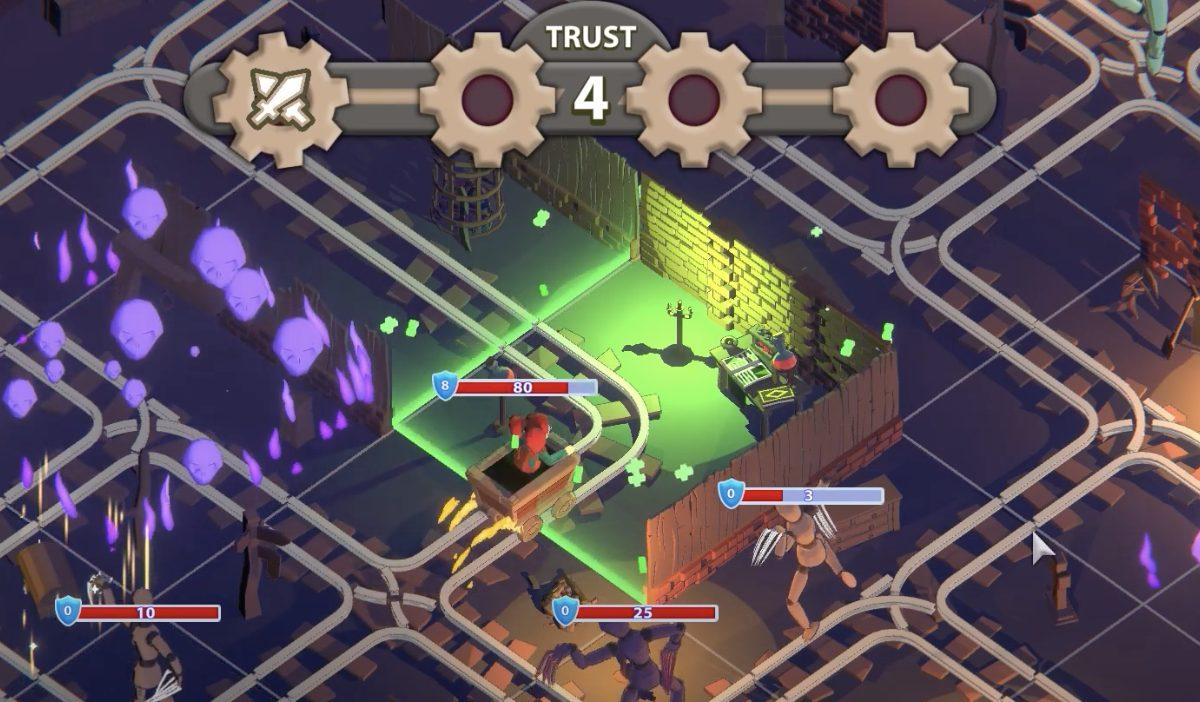 godmorgon - Godmorgon, Tartarus, Gridbox : testez 3 jeux vidéo développés à l'IIM