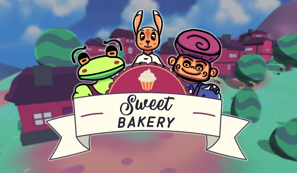 sweetbakery - Des prototypes de jeux vidéo réalisés en 6 mois par des étudiants en Mastère