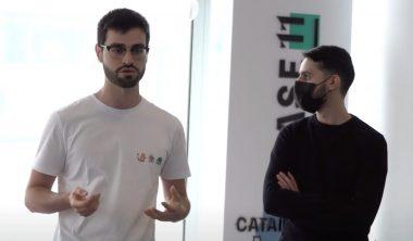 3 380x222 - Gwall, une startup fondée par des étudiants de l'IIM, pitchée au Catalyseur de La Défense