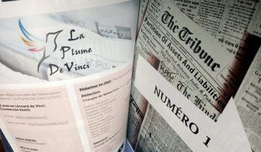 La Plume De Vinci 380x222 - Un axe écriture et un axe journalisme pour l'association La Plume de Vinci