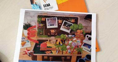 disney art challenge 380x200 - Mon parcours en école d'animation 3D à l'IIM : Domitille, promo 2023