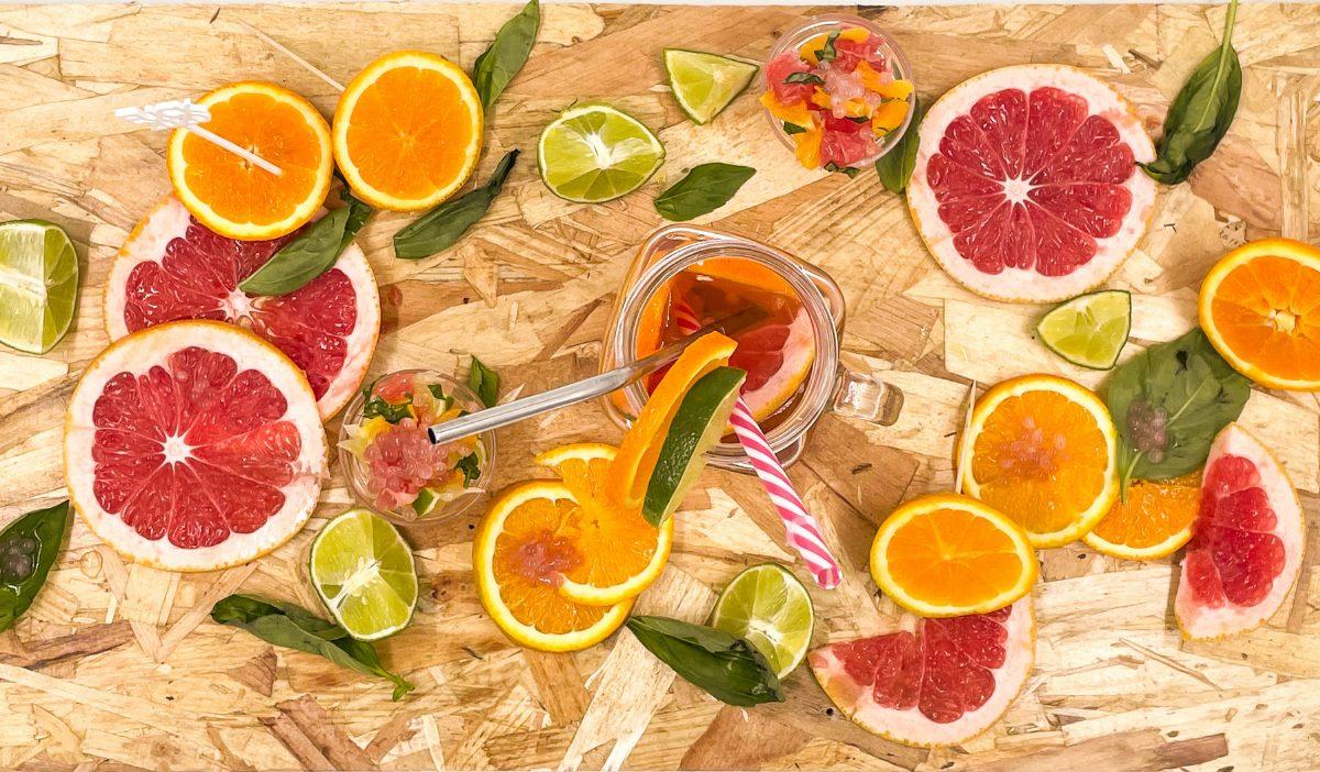 Cuisine moleculaire 3 - Les étudiants de la promo 2021 découvrent la révolution culinaire : la Food Tech