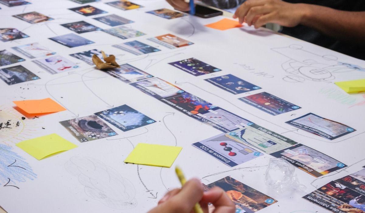 rentre2021 iim fresque climat - Rentrée 2021 à l'IIM : Parc Astérix privatisé pour la promo 2026