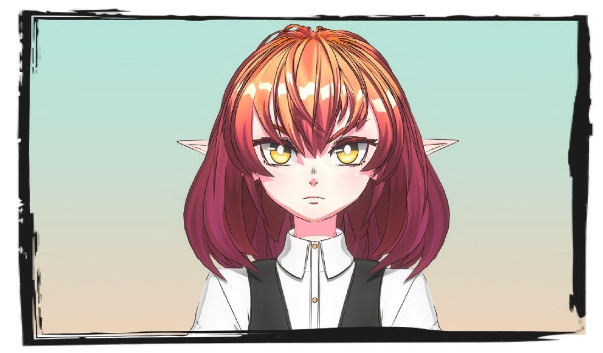 vamirio helck magicienne manga - Helck : Anime Ending, un projet BAP animation 3D de la promo 2024