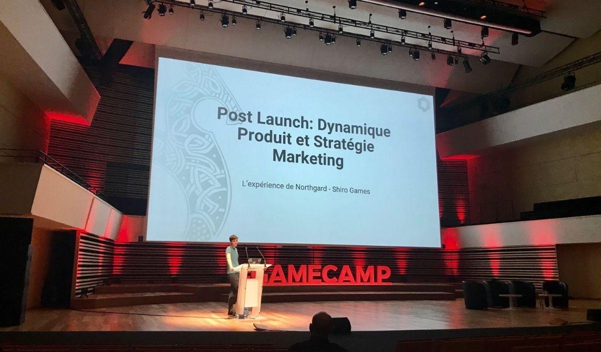 game camp paris iim - L'IIM au Game Camp France, le grand rassemblement des professionnels du jeu vidéo
