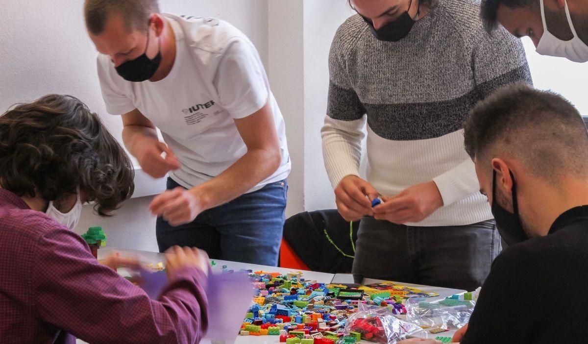 iim lego for scrum - Lego for scrum : apprendre une méthode agile de manière ludique à travers les Lego