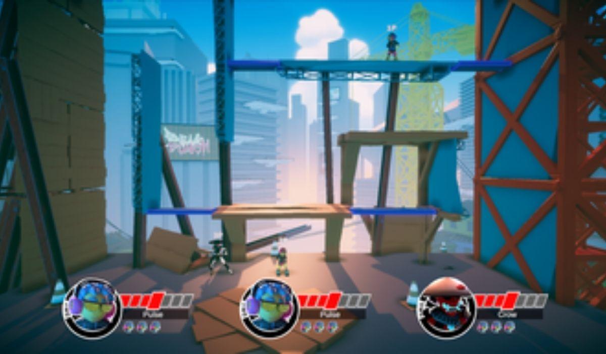 jeux video break punch itch io - Break Punch, le jeu multijoueur réalisé par des étudiants de la promo 2022
