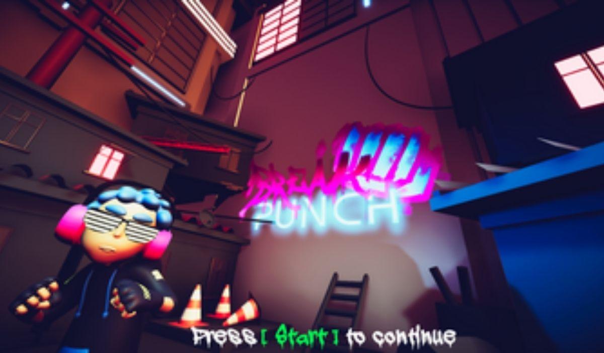 jeux video iim itch io break punch - Break Punch, le jeu multijoueur réalisé par des étudiants de la promo 2022