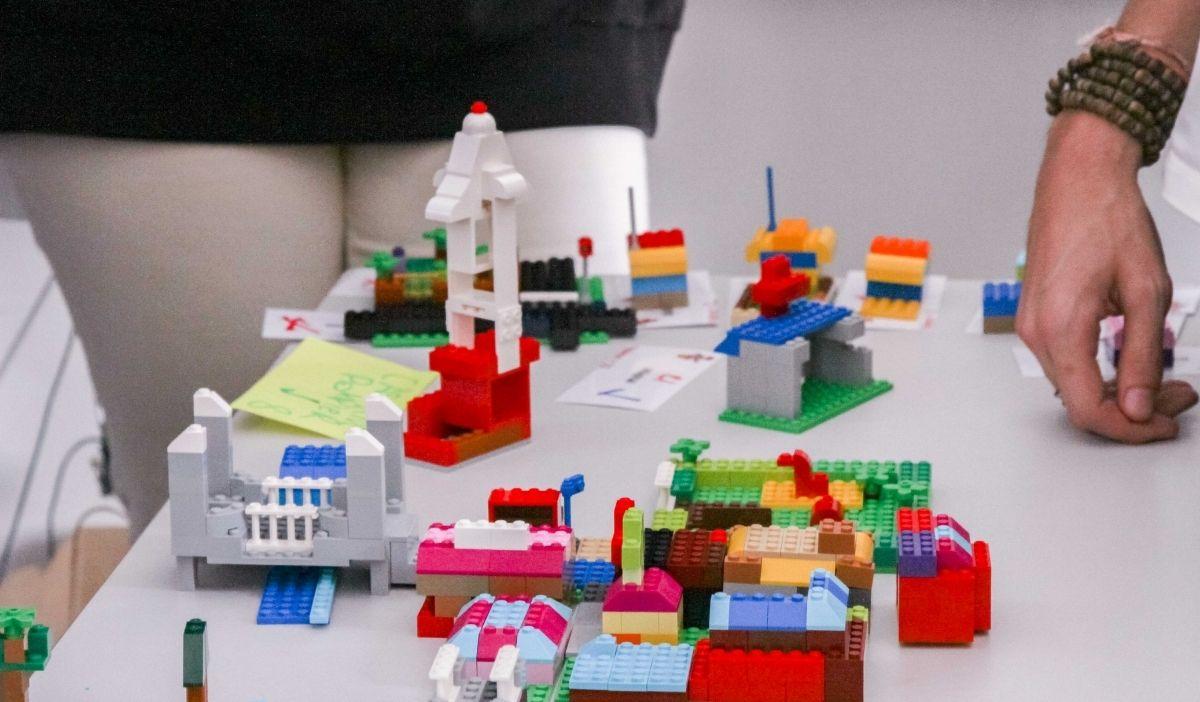 lego for scrum methode pedagogique iim - Lego for scrum : apprendre une méthode agile de manière ludique à travers les Lego