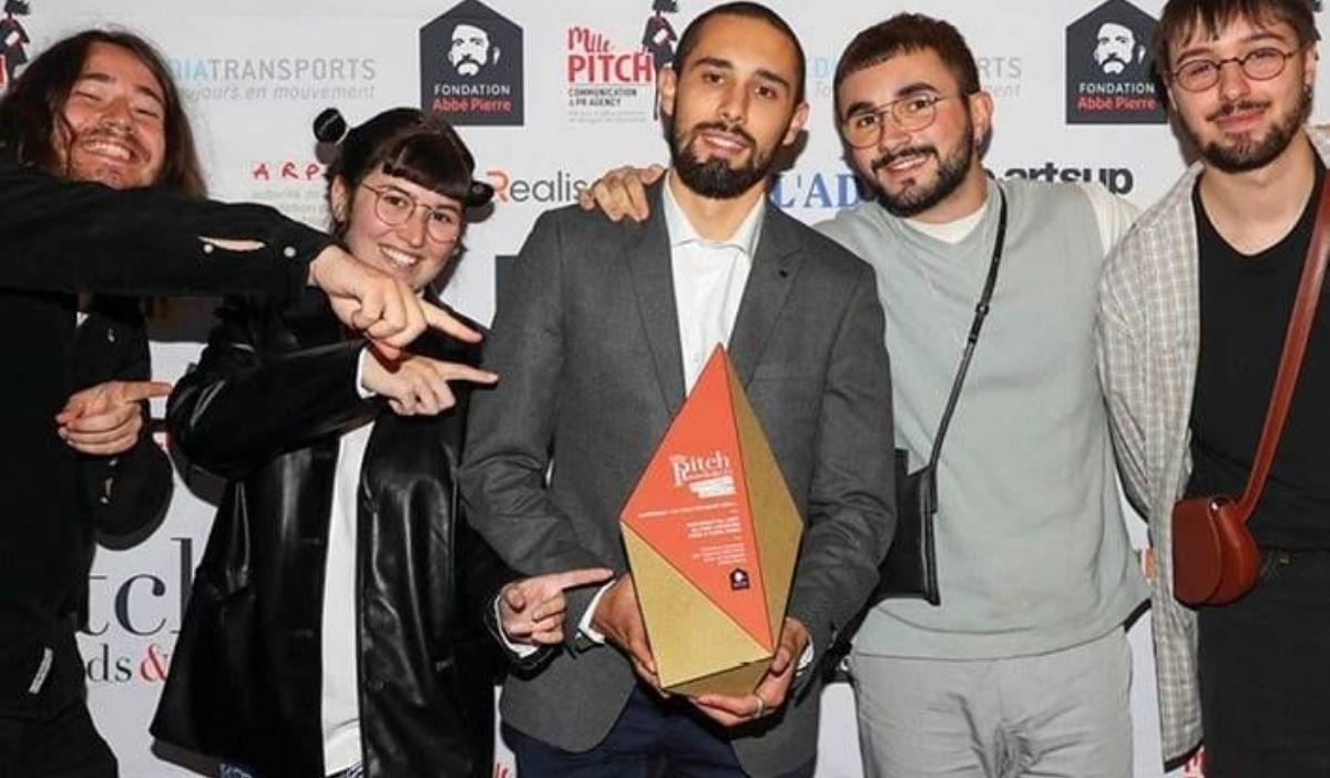 mlle pitch awards prix public iim affichage - Victoire pour 5 alumni aux Mlle Pitch Awards, en partenariat avec la Fondation Abbé Pierre.